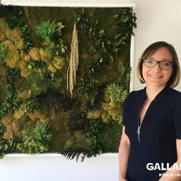 Portrait de notre gérante technique, Victoria Gassiot