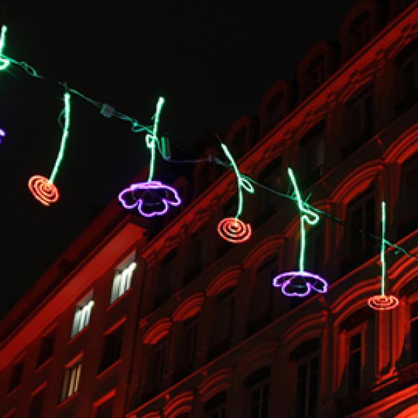 Festival Lausanne Lumières : Que la lumière soit !