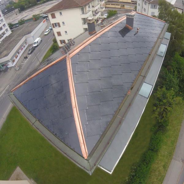 Galland & Cie multiplie les projets de toitures solaires